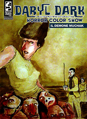 Daryl Dark Horror Color Show #01