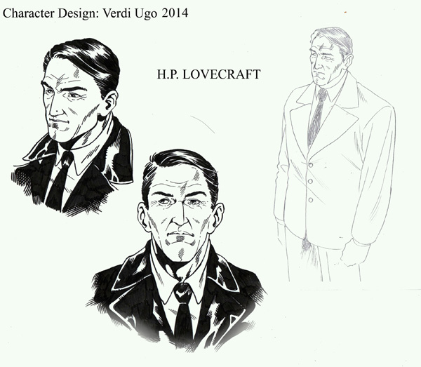 hp lovecraft l h