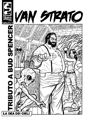 Van Strato #00 - Tributo a Bud Spencer